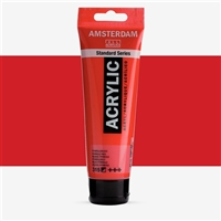AMSTERDAM ACRYLIC 120ML PYRROLE RED TN17093152