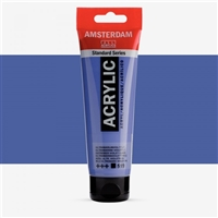AMSTERDAM ACRYLIC 120ML ULTRAMARINE VIOLET LIGHT TN17095192