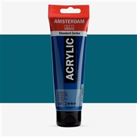 AMSTERDAM ACRYLIC 120ML 557 GREENISH BLUE TN17095572