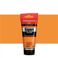 AMSTERDAM EXPERT ACRYLIC 75ML TRANSPARENT ORANGE TN19112180