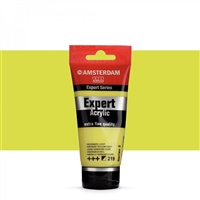 AMSTERDAM EXPERT ACRYLIC 75ML GREENISH YELLOW LIGHT	TN19112190