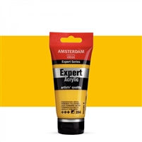 AMSTERDAM EXPERT ACRYLIC 75ML PERMANENT YELLOW MEDIUM TN19112840