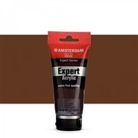 AMSTERDAM EXPERT ACRYLIC 75ML BURNT UMBER TN19114090