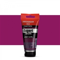 AMSTERDAM EXPERT ACRYLIC 75ML PERMANENT RED VIOLET TN19115670