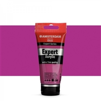 AMSTERDAM EXPERT ACRYLIC 75ML PERMANENT RED VIOLET OPAQUE TN19115900