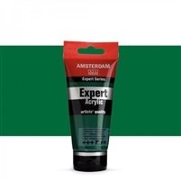 AMSTERDAM EXPERT ACRYLIC 75ML PERMANENT GREEN DEEP TN19116190