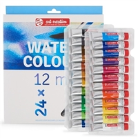 WATERCOLOR SET ART CREATION  24x12ML TN9022024M