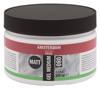 AAC GEL MEDIUM MATTE AMSTERDAM  250ML TN24173080