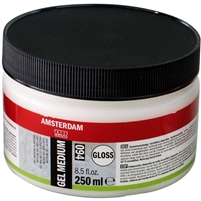 AAC GEL MEDIUM GLOSS AMSTERDAM  250ML TN24173094