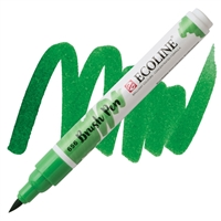 MARKER ECOLINE WC BRUSH PEN FOREST GREEN TN11506560