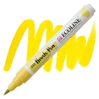 MARKER ECOLINE WC BRUSH PEN CHARTREUSE TN11502330