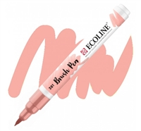 MARKER ECOLINE WC BRUSH PEN PASTEL RED TN11503810