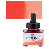 ECOLINE WC 30ML W/DROPPER 311 VERMILON TN11253111