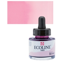 ECOLINE WC 30ML W/DROPPER 390 PASTEL ROSE TN11253901
