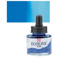 ECOLINE WC 30ML W/DROPPER 506 ULTRAMARINE DEEP TN11255061