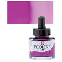 ECOLINE WC 30ML W/DROPPER 545 RED VIOLET TN11255451