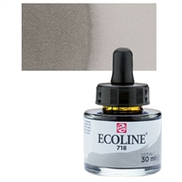 ECOLINE WC 30ML W/DROPPER 718 WARM GREY TN11257181