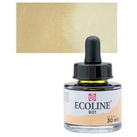 ECOLINE WC 30ML W/DROPPER 801 GOLD TN11258011
