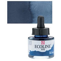 ECOLINE WC 30ML W/DROPPER 553 INDIGO TN11255331
