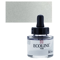 ECOLINE WC 30ML W/DROPPER 717 COLD GREY LIGHT TN11257381