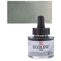 ECOLINE WC 30ML W/DROPPER 704 GRAY TN11257041