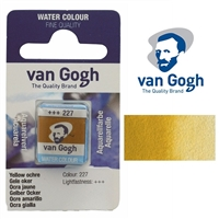 VAN GOGH WC HALF PAN YELLOW OCHRE - 227 TN20862271