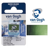VAN GOGH WC HALF PAN HOOKERS GREEN LIGHT - 644 TN20866441
