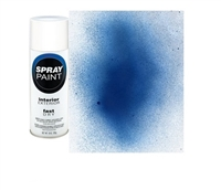 SPRAY PAINT METALIC FLASH BLUE 46BLUE