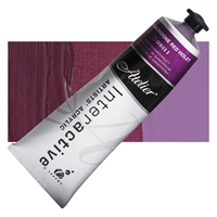 ATELIER QUINACRIDONE RED VIOLET 80ML 154