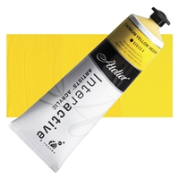 ATELIER CADMIUM YELLOW MEDIUM 80ML 385