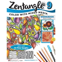 BOOK ZENTANGLE 9 MVFCDO3517