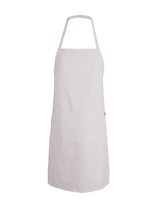 APRON ADULT WHITE DCABLC